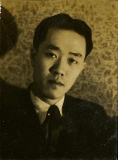 Portrait of Onn Mann Liang, circa 1925