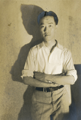 Onn Mann Liang self-portrait, 1929