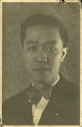 Portrait of Onn Mann Liang, 1928