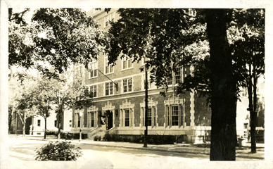 YWCA Building, taken by Onn Mann Liang, circa 1925