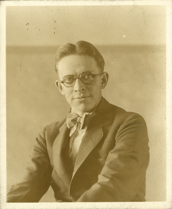 Mr. Young, taken by Onn Mann Liang, circa 1929