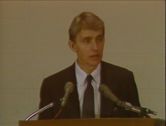 State of the University Address, 1984 (Part 1 of 2)