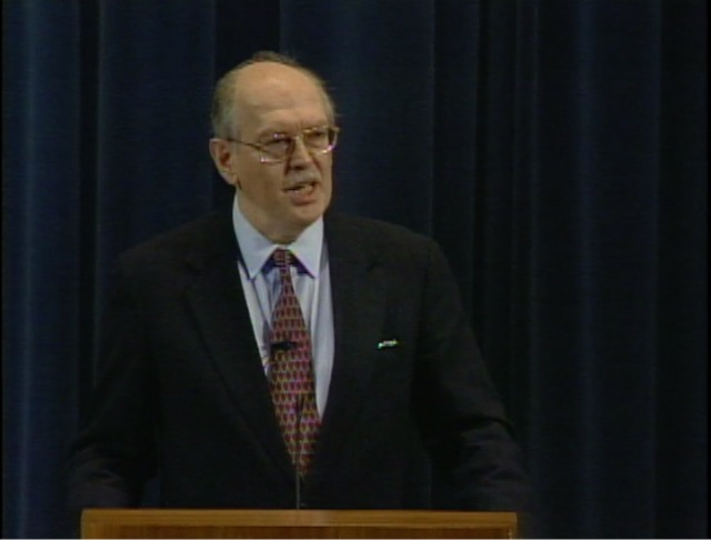 State of the University Address, 1999