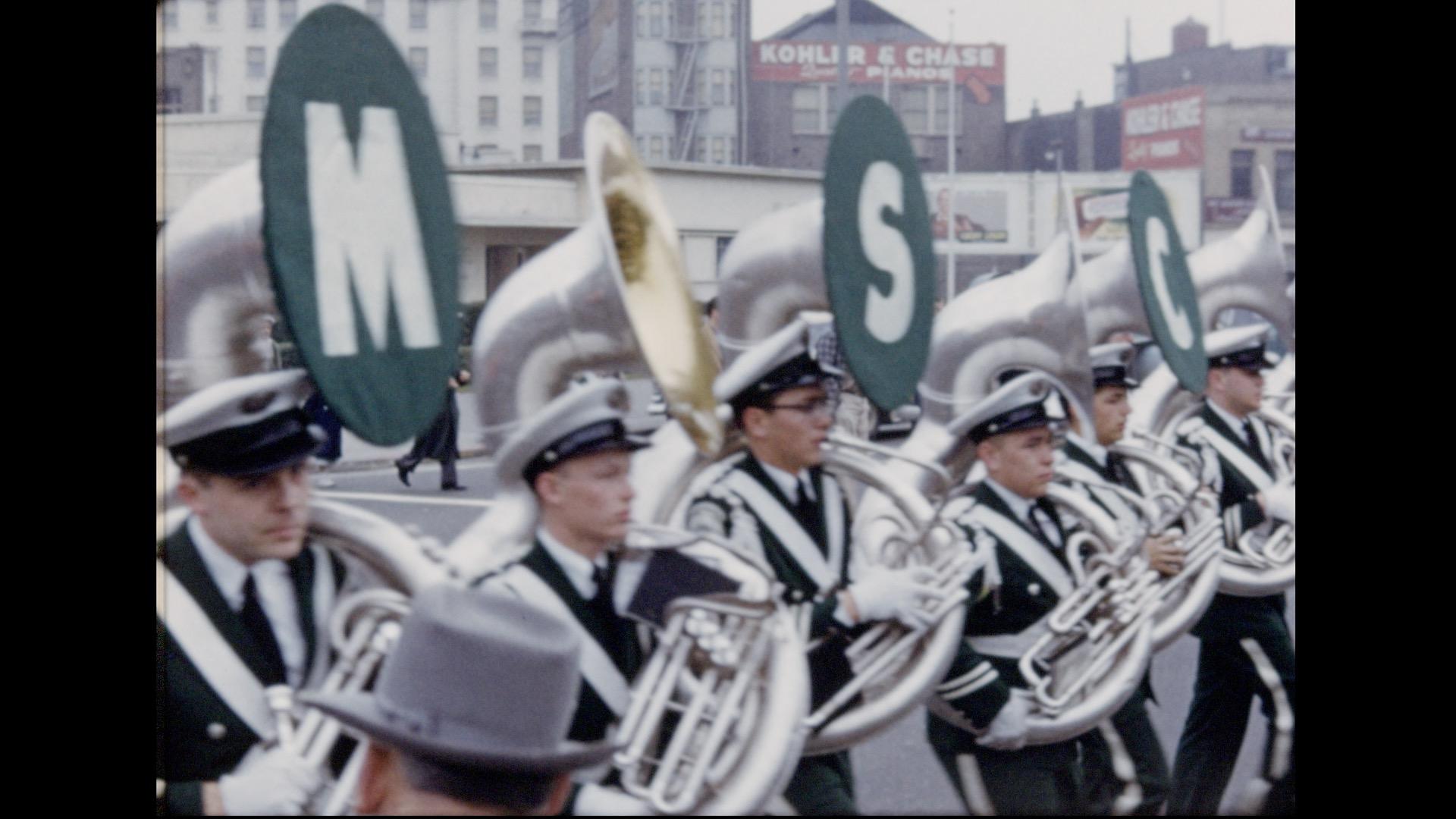 MSC Band, 1954