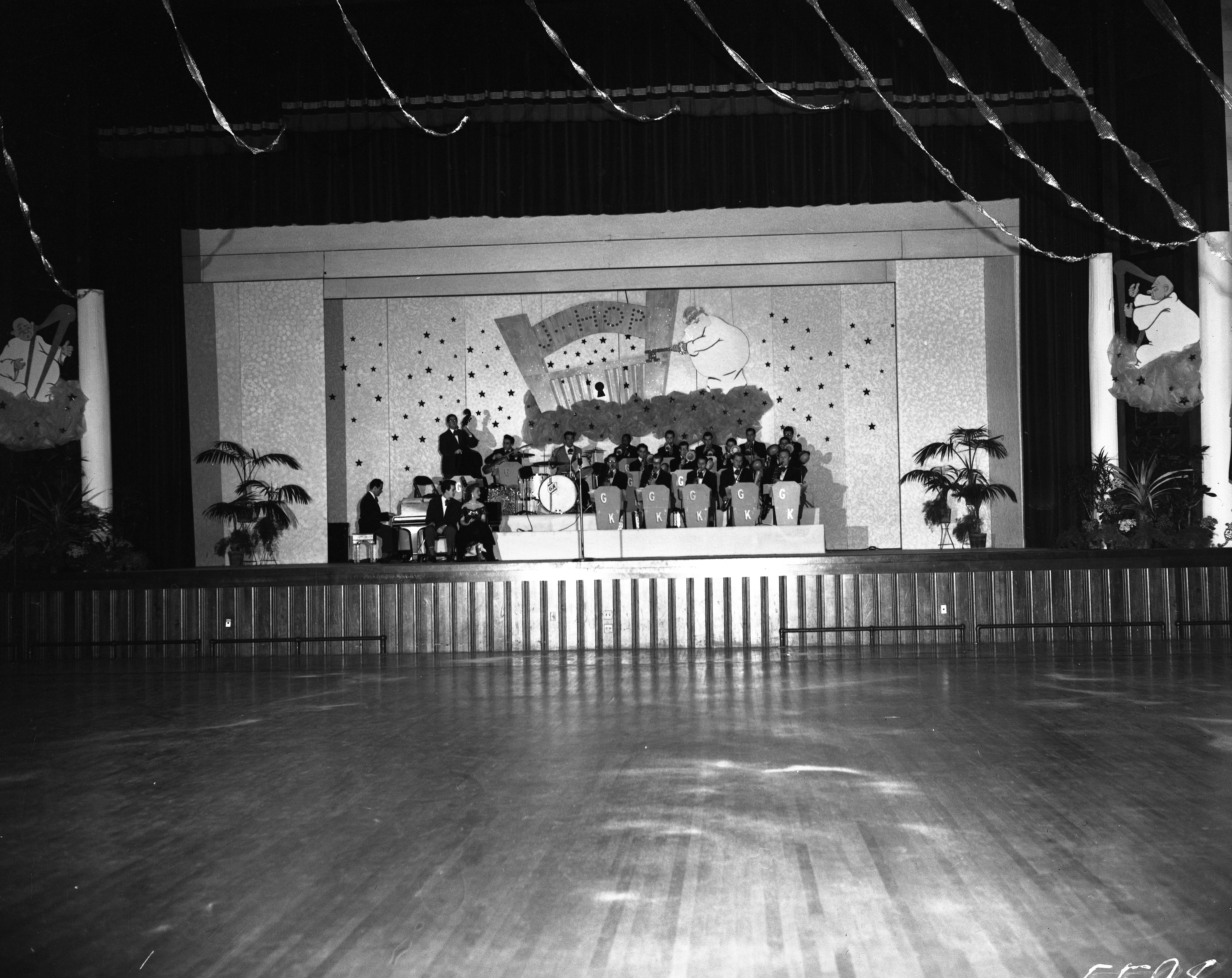 Gene Krupa Orchestra, 1949