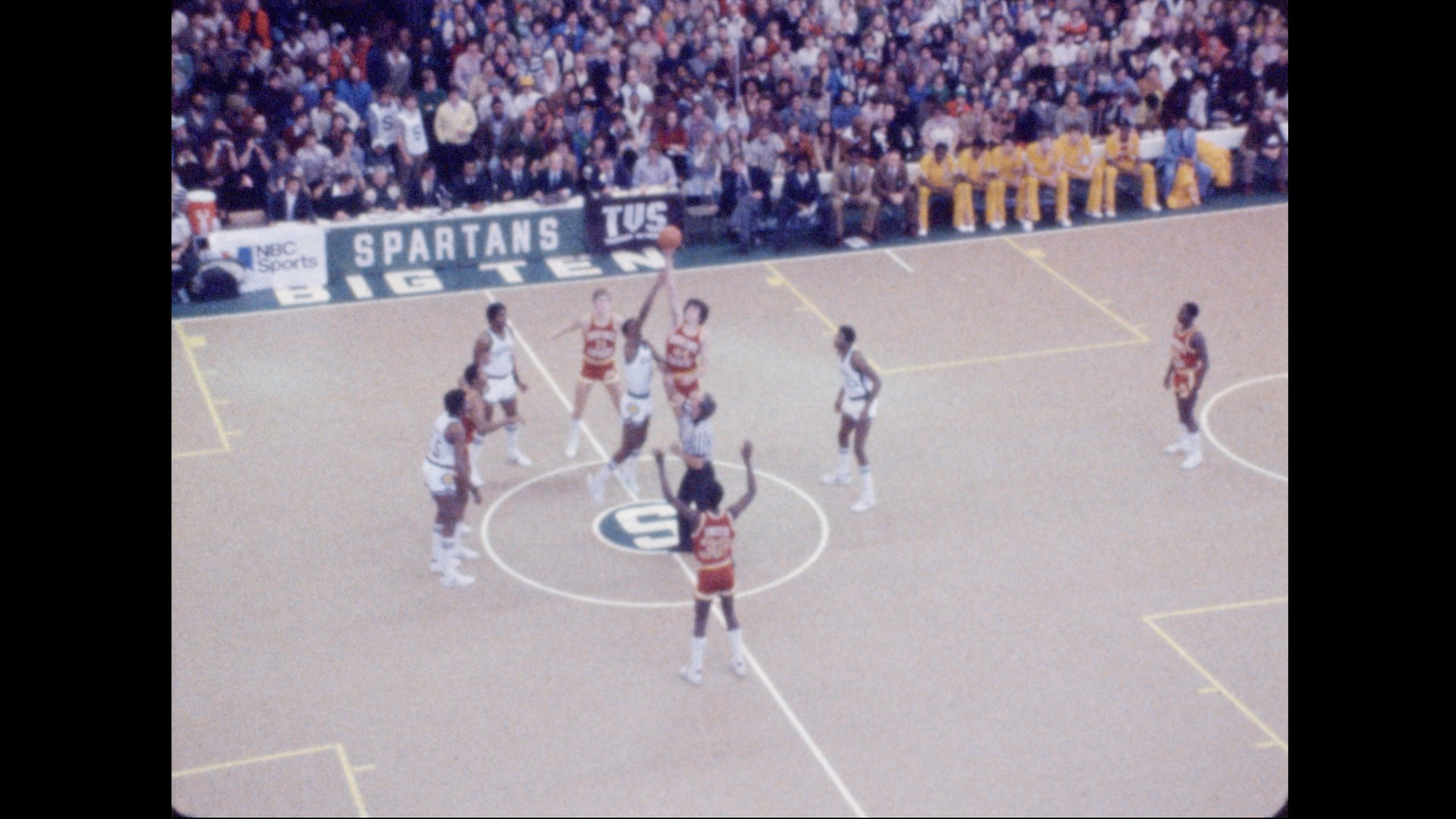 MSU Basketball vs. Minnesota (home), 1979