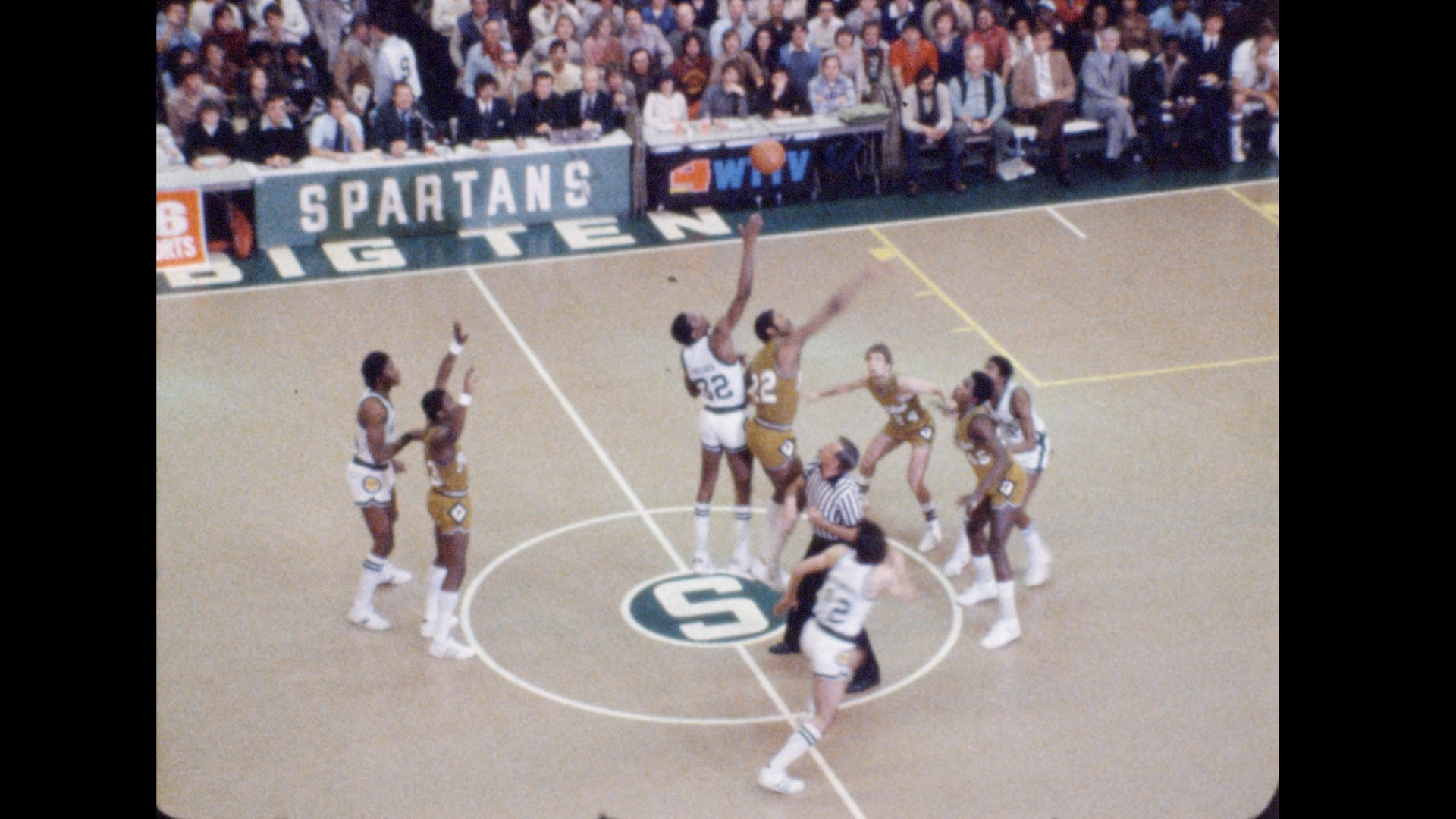 MSU Basketball vs. Purdue (home), 1979
