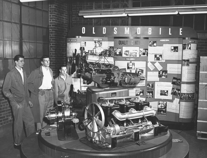 Engineering Exposition, 1953