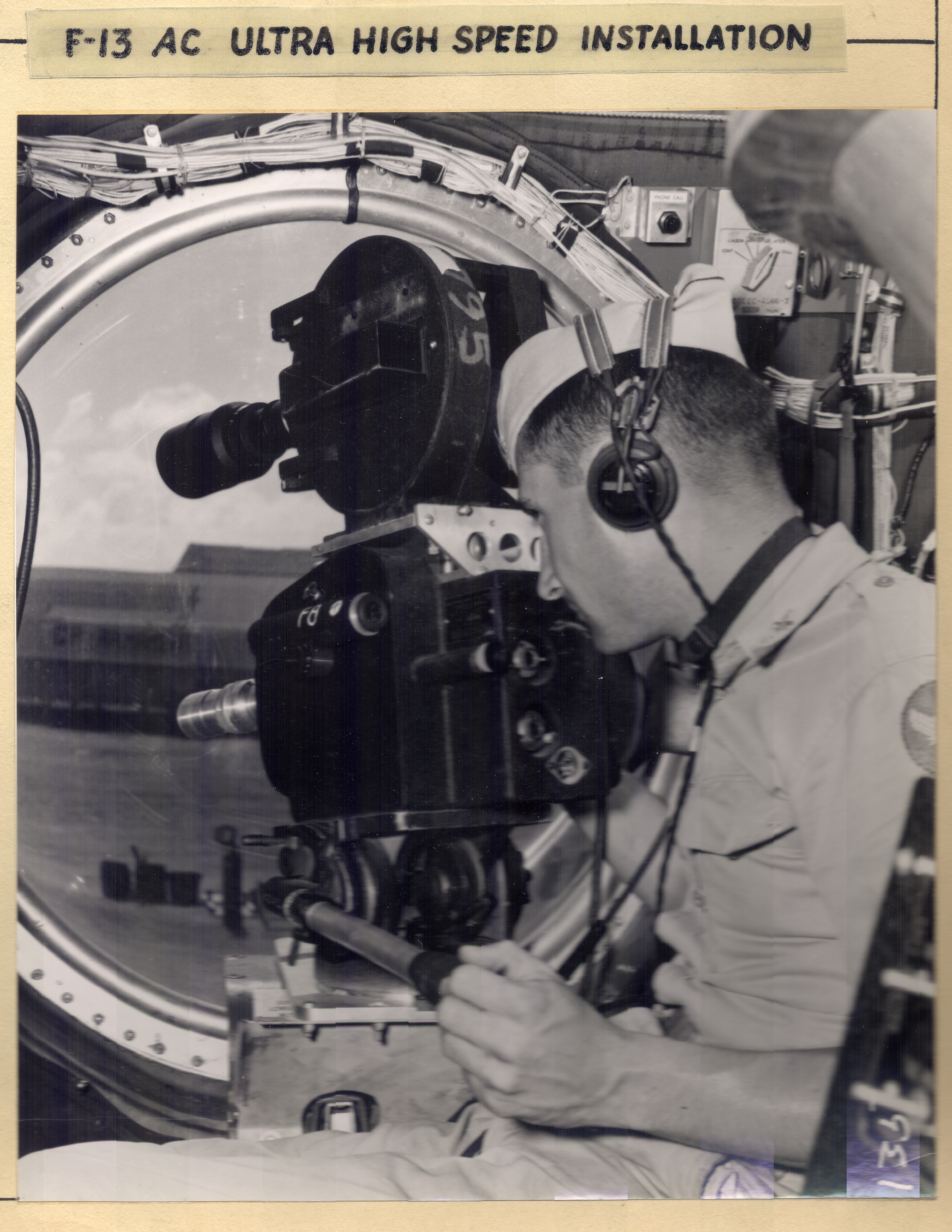 Left Position Cameraman, 1945-1946