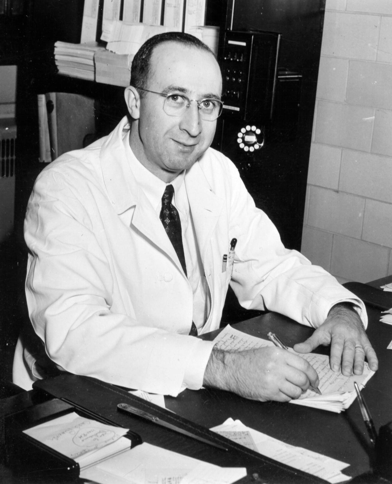 Claude S. Bryan, 1949