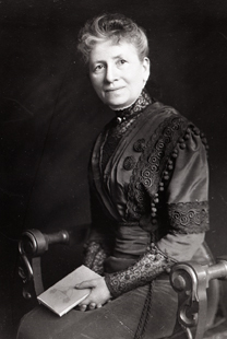 Librarian Linda Landon, undated