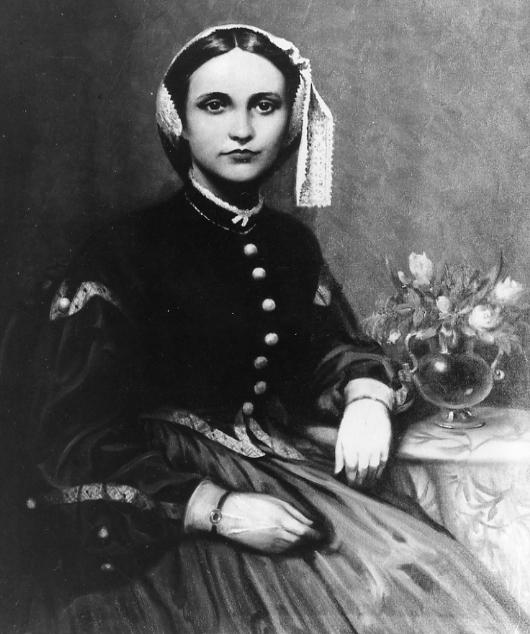 Mary Mayo, circa 1865