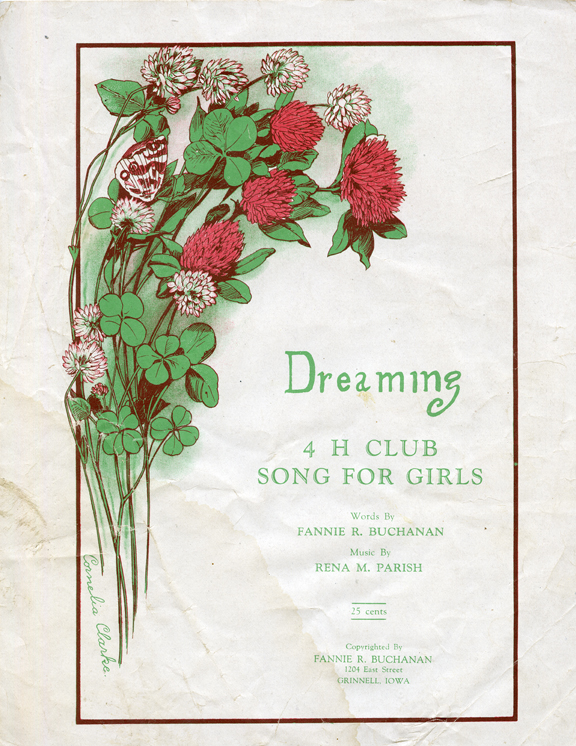 """""""Dreaming"""" Cover"""
