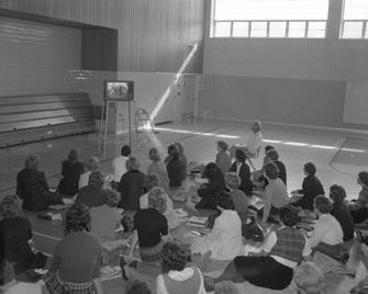 C.C.T.V. women's class, 1961
