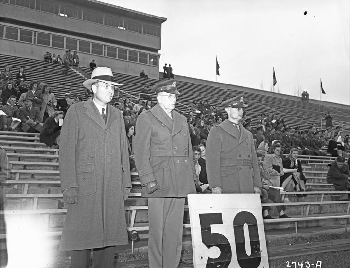 Military Parade, November 6, 1943