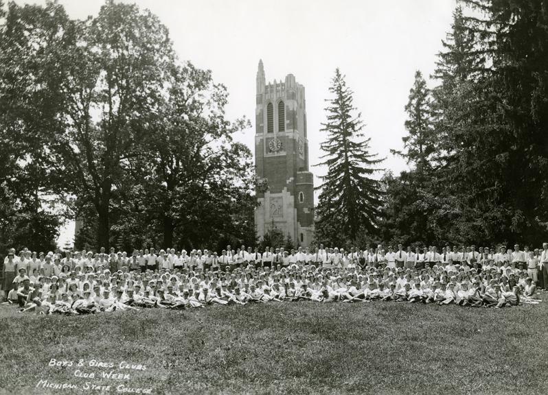 1931 4-H Group Photograph
