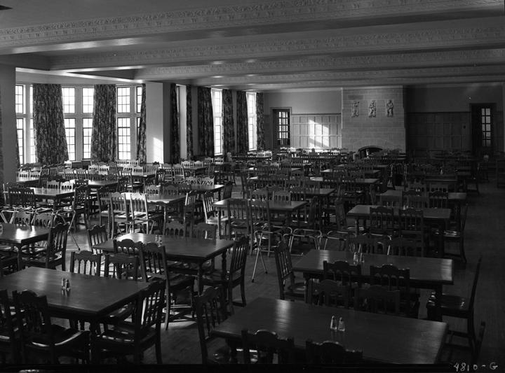 Landon Hall Dining Room
