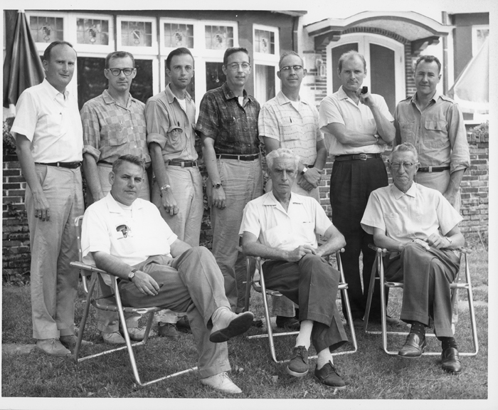 Kellogg Biological Station Faculty, 1940