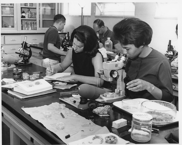 Kellogg Biological Station - Entomology Laboratory, 1964