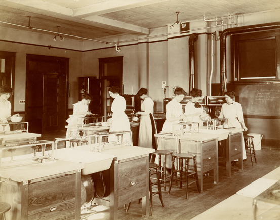 Cooking Class, 1910