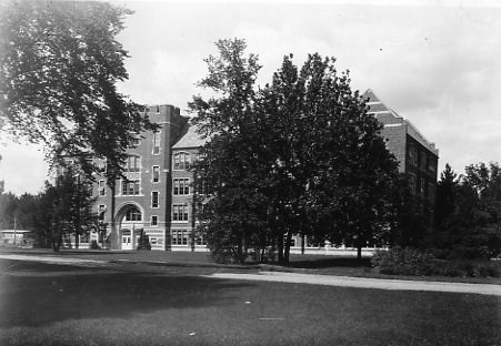 Human Ecology Building, undated