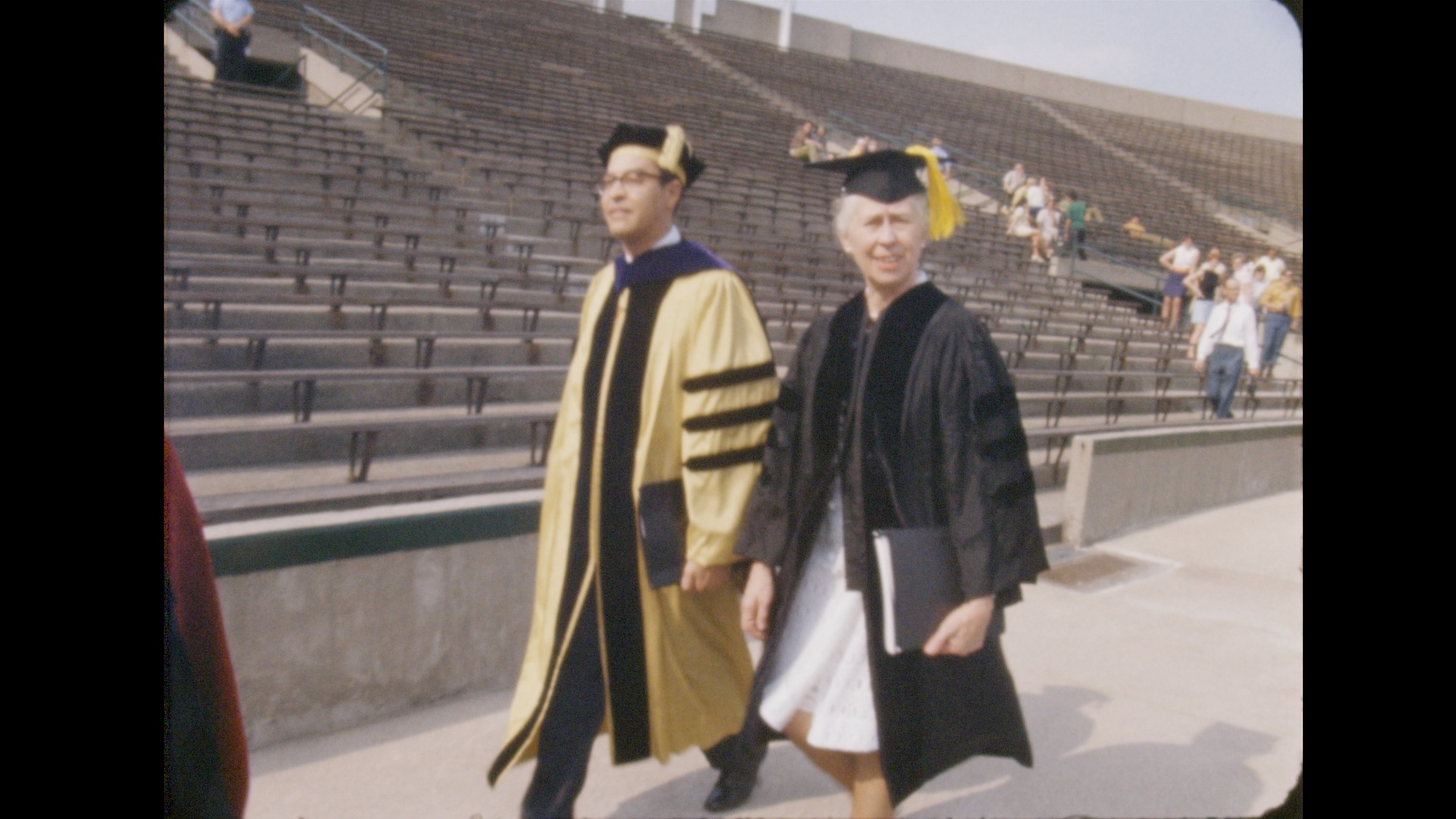 MSU Graduation, Spring 1970