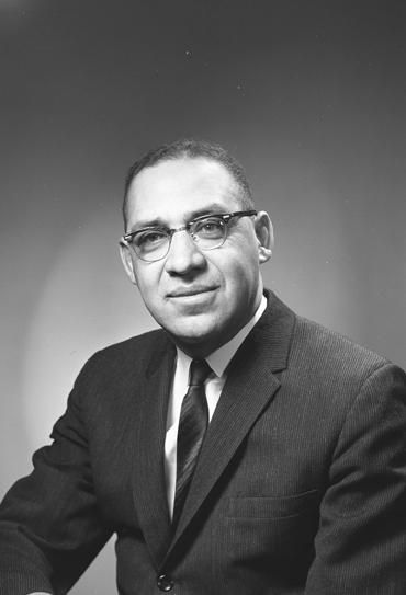 Portrait of David Dickson, 1962