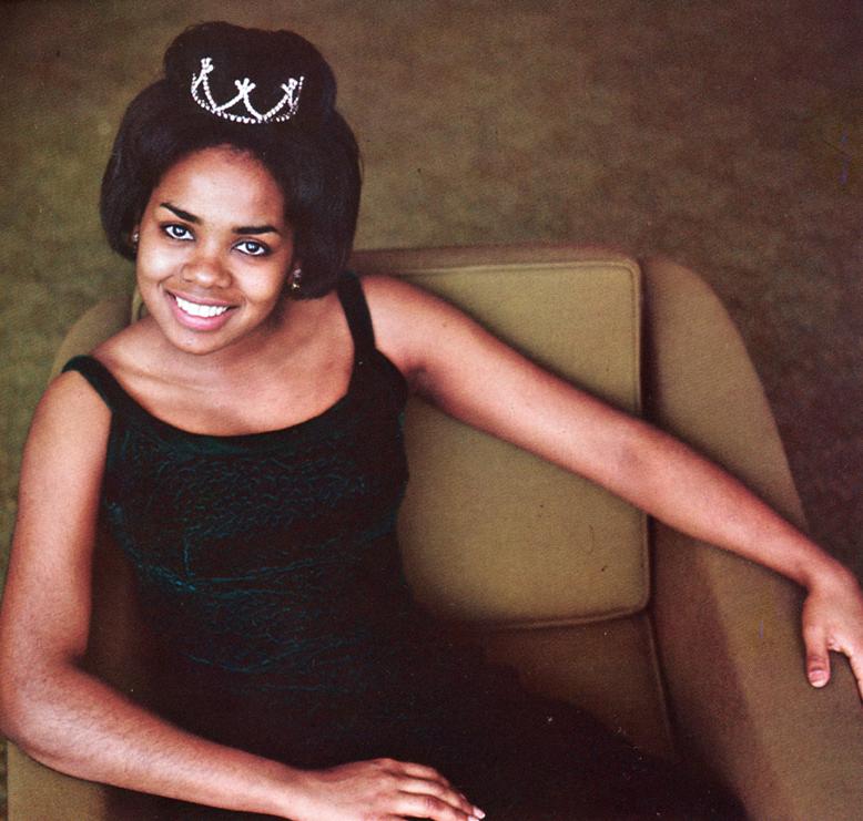 Miss MSU Patty Burnette, 1967