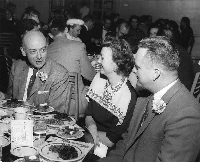 Bosses Luncheon, January 20, 1957