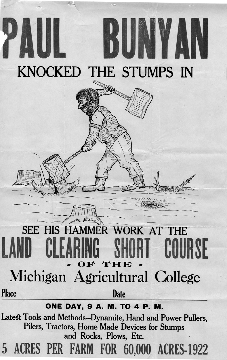 Land Clearing Short Course Poster