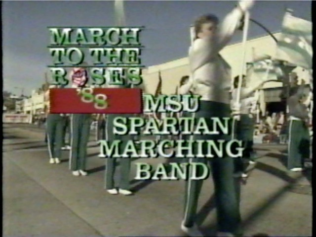 March to the Roses '88