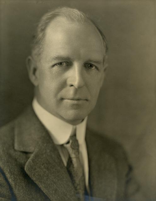 Lyman Briggs Portrait