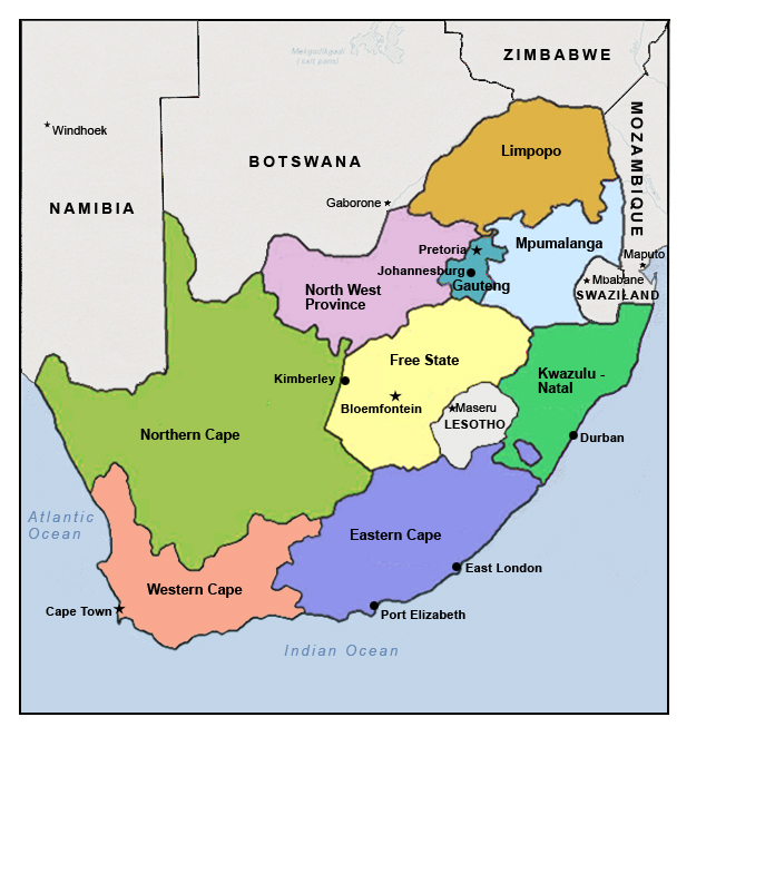 map of south africa during apartheid South Africa Overcoming Apartheid map of south africa during apartheid