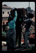 Headloading at a Village Market