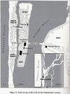 Map of Saint-Louis