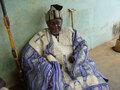 Kpembiwura Alhaji Ibrahim Haruna, chief of Kpembe and overlord of Salaga