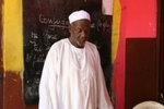 Alhaji Muniru Marhaba, Imam of the Wangara Community of Ghana (1)