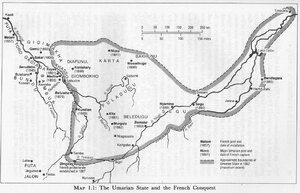 Umarian Domain, 1862