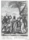Representative types of Senegal society