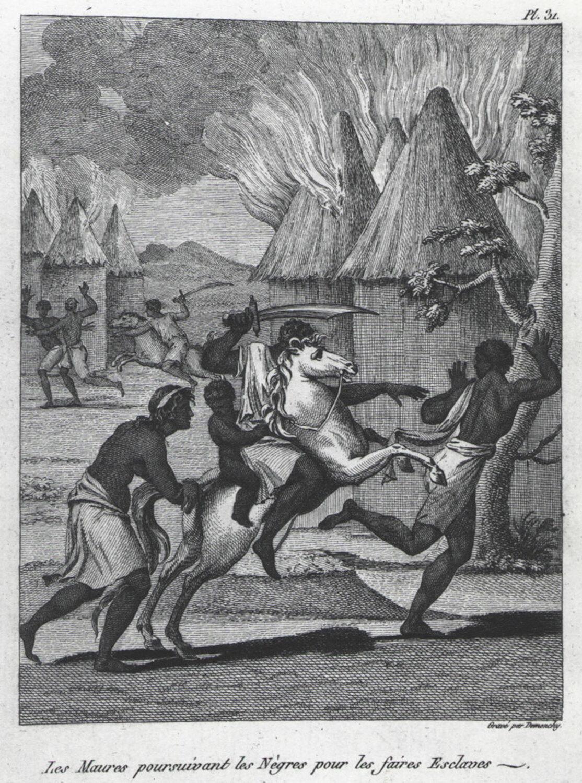 Slave Raiding
