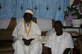 Dr. Sey with National Chief Imam
