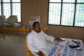 Principal Muhammad Kamil of Azariyya Islamic School, Tafo, Mile 6, near Kumasi in Ghana