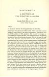 A History of the Western Sanhaja: Longer Excerpts of Manuscript B