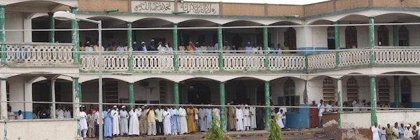 Friday Prayer at Kumasi Central Mosque