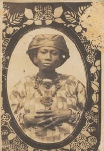 Senegambian Woman