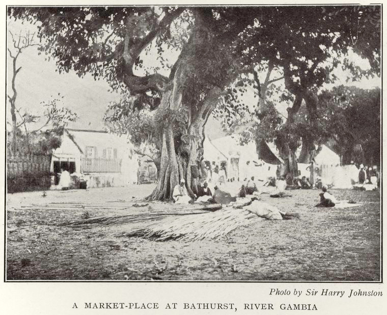 Market Place at Bathurst