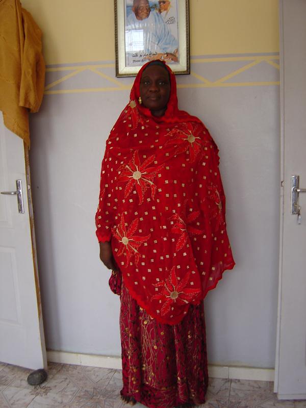Photo of Madame Aminata Kounta 1