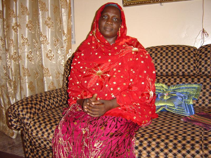 Photo of Madame Aminata Kounta 2