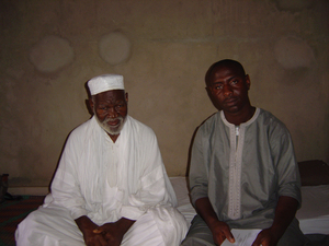 Photo of El Hadj Cheikh Bécaye Coulibaly and Idrissa Coulibaly