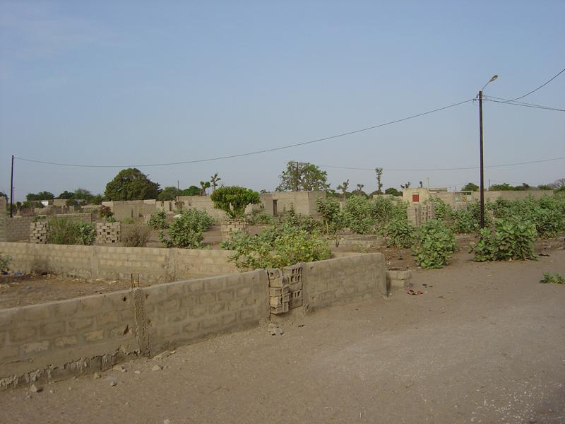 Photo of new construction in Ndiassane 1